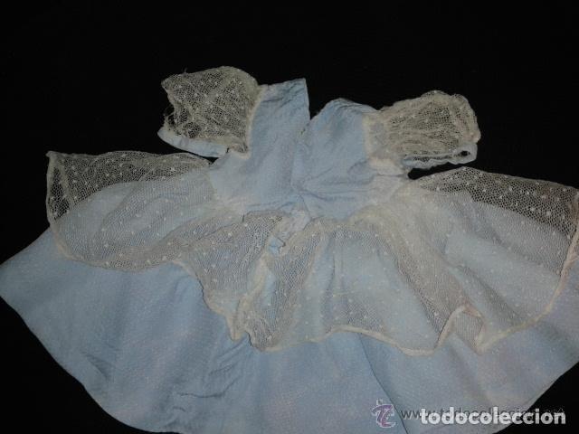 Vestidos Muñeca Española Clásica: Lote de 8 vestidos de muñeca años 40-50: abrigos, vestidos de fiesta, etc No están marcados - Foto 8 - 150723594