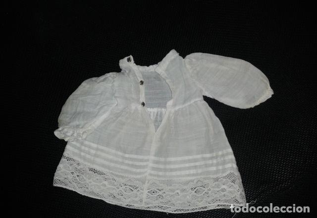 Vestidos Muñeca Española Clásica: Lote de 8 vestidos de muñeca años 40-50: abrigos, vestidos de fiesta, etc No están marcados - Foto 10 - 150723594