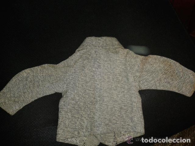 Vestidos Muñeca Española Clásica: Lote de 8 vestidos de muñeca años 40-50: abrigos, vestidos de fiesta, etc No están marcados - Foto 12 - 150723594