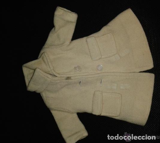 Vestidos Muñeca Española Clásica: Lote de 8 vestidos de muñeca años 40-50: abrigos, vestidos de fiesta, etc No están marcados - Foto 13 - 150723594