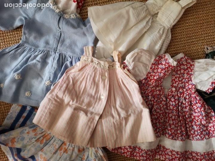 Vestidos Muñeca Española Clásica: GRAN LOTE DE VESTIDOS ,MARIQUITA ,GISELA ,MARICRIS ,AÑOS 50 Y 60 - Foto 2 - 156991958