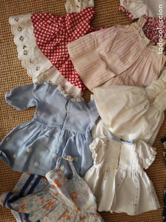 Vestidos Muñeca Española Clásica: GRAN LOTE DE VESTIDOS ,MARIQUITA ,GISELA ,MARICRIS ,AÑOS 50 Y 60 - Foto 6 - 156991958