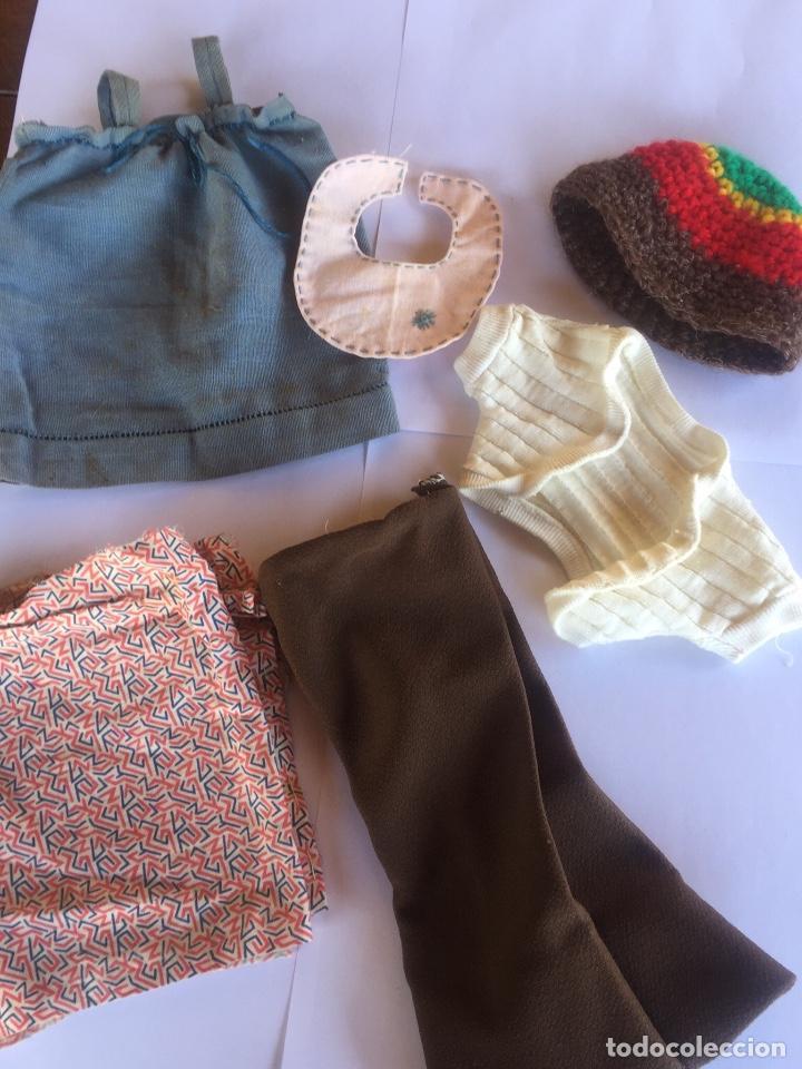 LOTE ROPITA ANTIGUA PARA MUÑECAS (Juguetes - Vestidos y Accesorios Muñeca Española Clásica (Hasta 1960) )