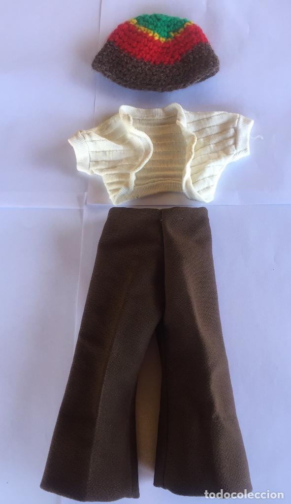 Vestidos Muñeca Española Clásica: Lote ropita antigua para muñecas - Foto 3 - 159034034
