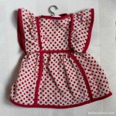 Vestidos Muñeca Española Clásica: ROPA PARA MUÑECAS ANTIGUAS. VER MEDIDAS. Lote 165536050