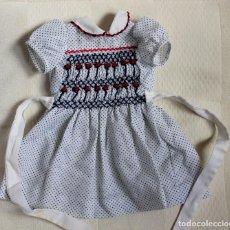 Vestidos Muñeca Española Clásica: ROPA PARA MUÑECAS ANTIGUAS VER MEDIDAS. Lote 165536582