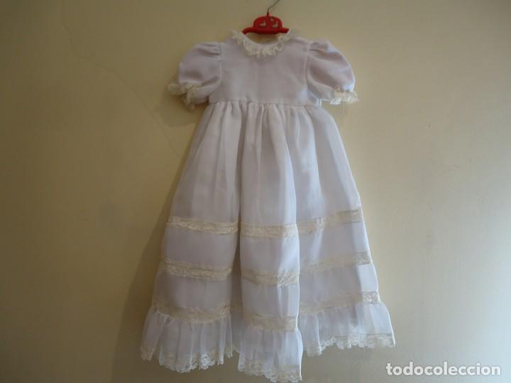 FALDON PARA MUÑECA BEBE GRANDE (Juguetes - Vestidos y Accesorios Muñeca Española Clásica (Hasta 1960) )