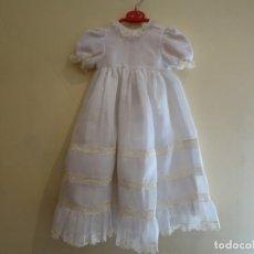 Vestidos Muñeca Española Clásica: FALDON PARA MUÑECA BEBE GRANDE. Lote 165779326
