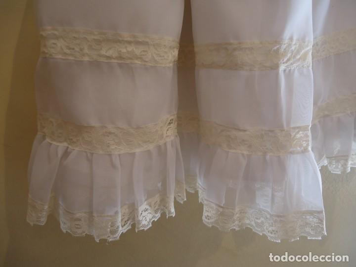 Vestidos Muñeca Española Clásica: FALDON PARA MUÑECA BEBE GRANDE - Foto 3 - 165779326
