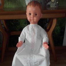 Vestidos Muñeca Española Clásica: ANTIGUO FALDÓN PARA MUÑEC@. Lote 170334448