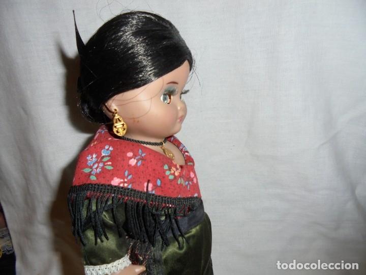Vestidos Muñeca Española Clásica: LINDA PIRULA REGIONAL CON LA ETIQUETA COLGADA DEL BRAZO - Foto 6 - 176863547