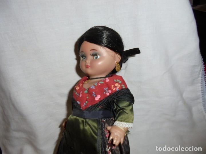 Vestidos Muñeca Española Clásica: LINDA PIRULA REGIONAL CON LA ETIQUETA COLGADA DEL BRAZO - Foto 7 - 176863547