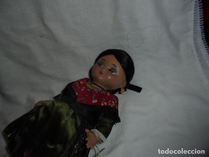 Vestidos Muñeca Española Clásica: LINDA PIRULA REGIONAL CON LA ETIQUETA COLGADA DEL BRAZO - Foto 8 - 176863547