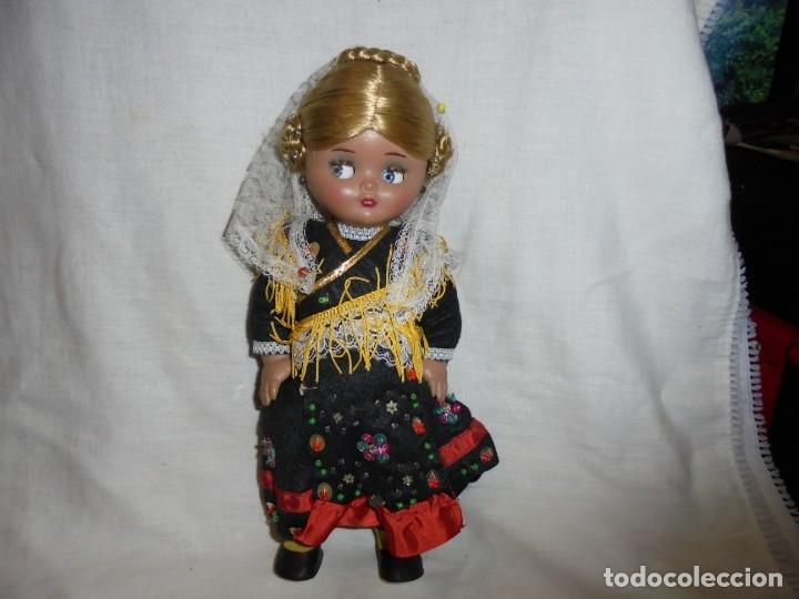 LINDA PIRULA CHARRA (Juguetes - Vestidos y Accesorios Muñeca Española Clásica (Hasta 1960) )