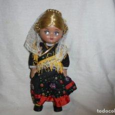 Vestidos Muñeca Española Clásica: LINDA PIRULA CHARRA . Lote 176863595