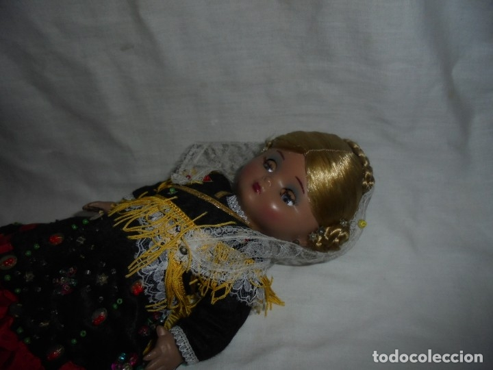 Vestidos Muñeca Española Clásica: LINDA PIRULA CHARRA - Foto 8 - 176863595