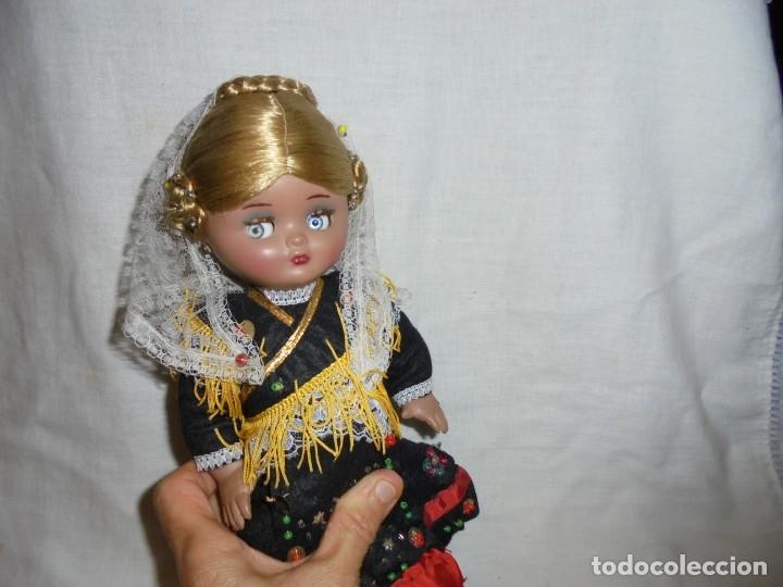 Vestidos Muñeca Española Clásica: LINDA PIRULA CHARRA - Foto 9 - 176863595