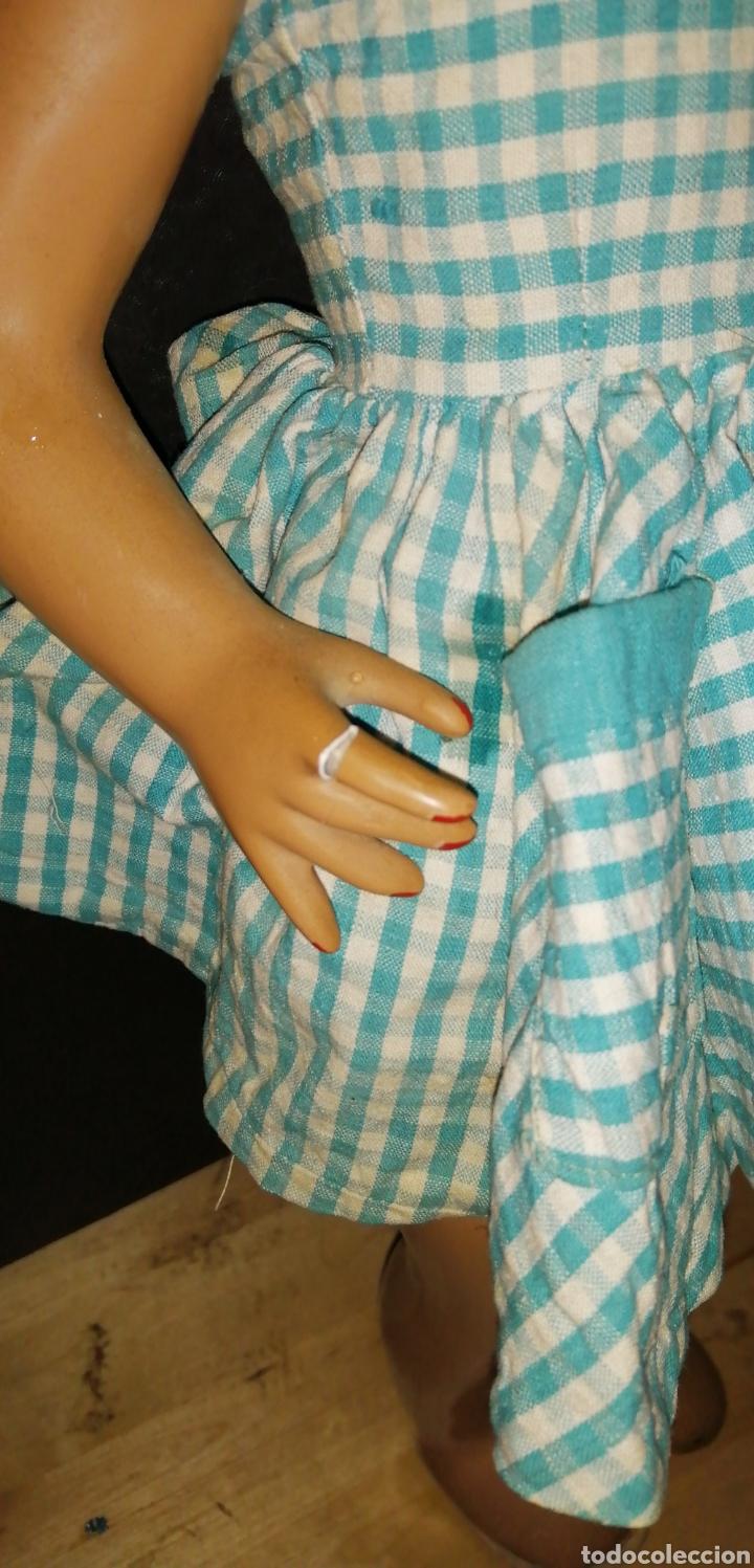 Vestidos Muñeca Española Clásica: Preciosa muñeca cartón piedra Viviana leer descripción - Foto 3 - 177044365