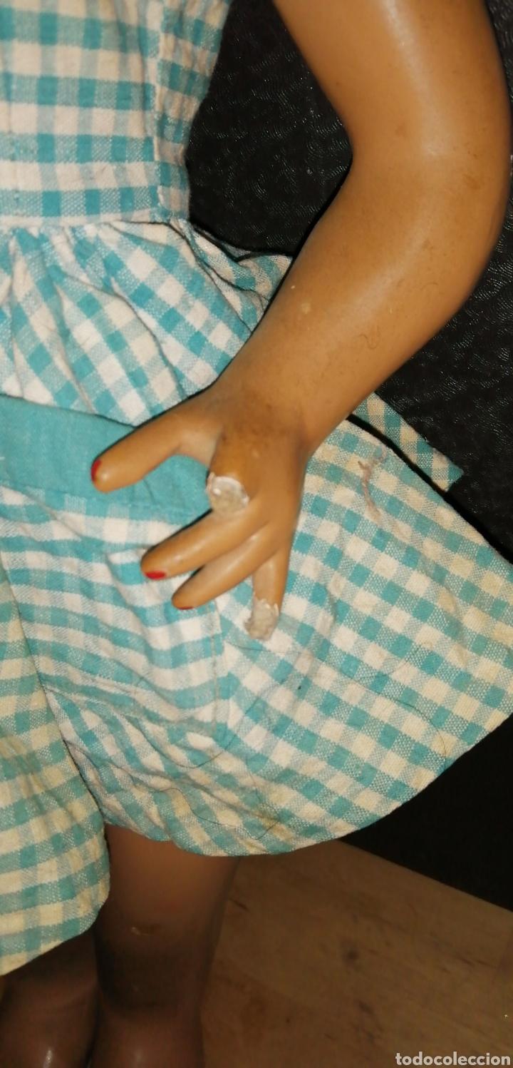 Vestidos Muñeca Española Clásica: Preciosa muñeca cartón piedra Viviana leer descripción - Foto 4 - 177044365