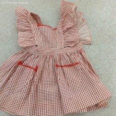 Vestidos Muñeca Española Clásica: VESTIDO GISELA CAYETANA MARIQUITA . Lote 178787486