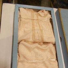 Vestidos Muñeca Española Clásica: CONJUNTO LENCERÍA / CAMISÓN PARA MUÑECA TIPO CAYETANA, MARIQUITA PEREZ -MARGA EQUIPO MUÑECA- (G). Lote 179541300