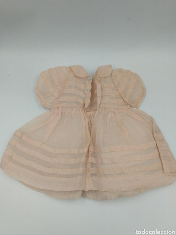 VESTIDO MARIQUITA PÉREZ AÑOS 40 (Juguetes - Vestidos y Accesorios Muñeca Española Clásica (Hasta 1960) )