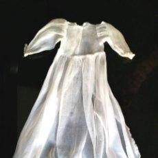 Vestidos Muñeca Española Clásica: FALDON DE ORGANDÍ PARA BEBE TIPO JUANIN. Lote 190562991