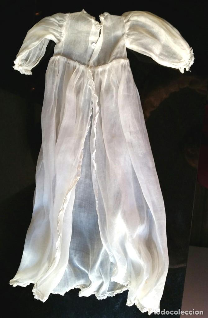Vestidos Muñeca Española Clásica: FALDON DE ORGANDÍ PARA BEBE TIPO JUANIN - Foto 2 - 190562991