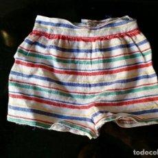 Vestidos Muñeca Española Clásica: BRAGUITA PARA MUÑECA TIPO LILI. Lote 190563181