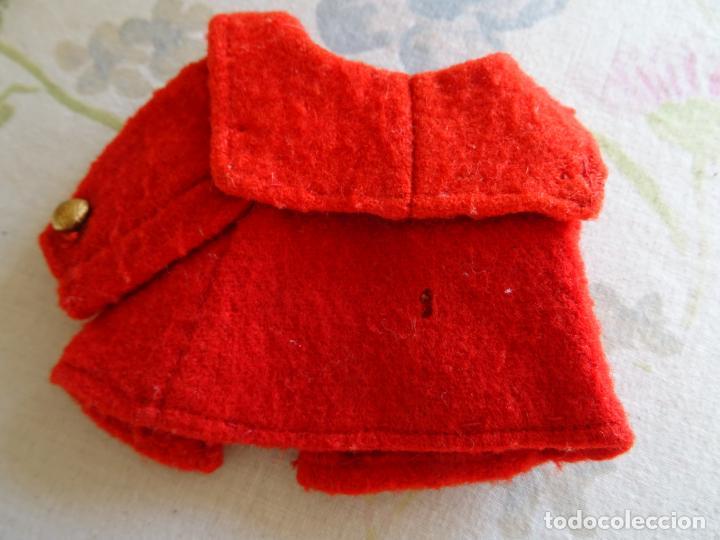Vestidos Muñeca Española Clásica: PEQUEÑA CHAQUETA ANTIGUA PARA MUÑECA ANTIGUA - Foto 2 - 190724117