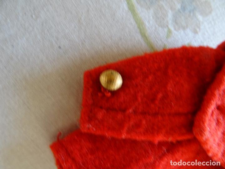 Vestidos Muñeca Española Clásica: PEQUEÑA CHAQUETA ANTIGUA PARA MUÑECA ANTIGUA - Foto 3 - 190724117