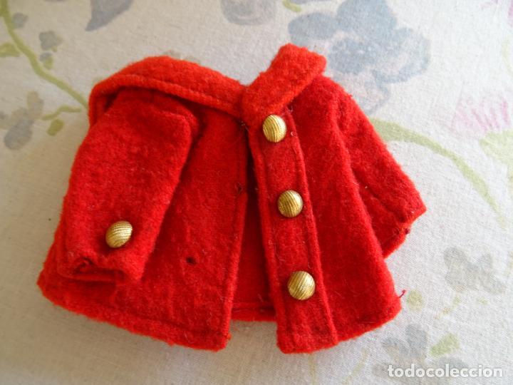 PEQUEÑA CHAQUETA ANTIGUA PARA MUÑECA ANTIGUA (Juguetes - Vestidos y Accesorios Muñeca Española Clásica (Hasta 1960) )