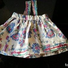 Vestidos Muñeca Española Clásica: FALDA PARA MUÑECA DE 40. Lote 190885276
