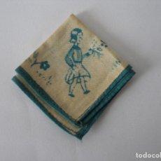 Vestidos Muñeca Española Clásica: PAÑUELO MUÑECA AÑOS 40 - 50 . Lote 191065746