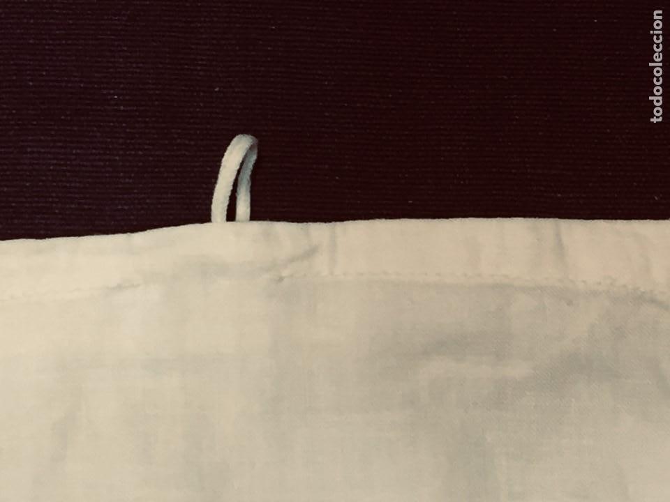 Vestidos Muñeca Española Clásica: PAÑAL BRAGA MARIQUITA PEREZ MUÑECA CLASICA ESPAÑOLA SIMILAR 12 X 15 CM PUNTILLA AÑOS 40 - Foto 2 - 192900903