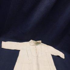 Vestidos Muñeca Española Clásica: VESTIDO MANGA LARGA CANALÉ MUÑECA ESPAÑOLA CLASICA PPIO S XX 37CM. Lote 193332401