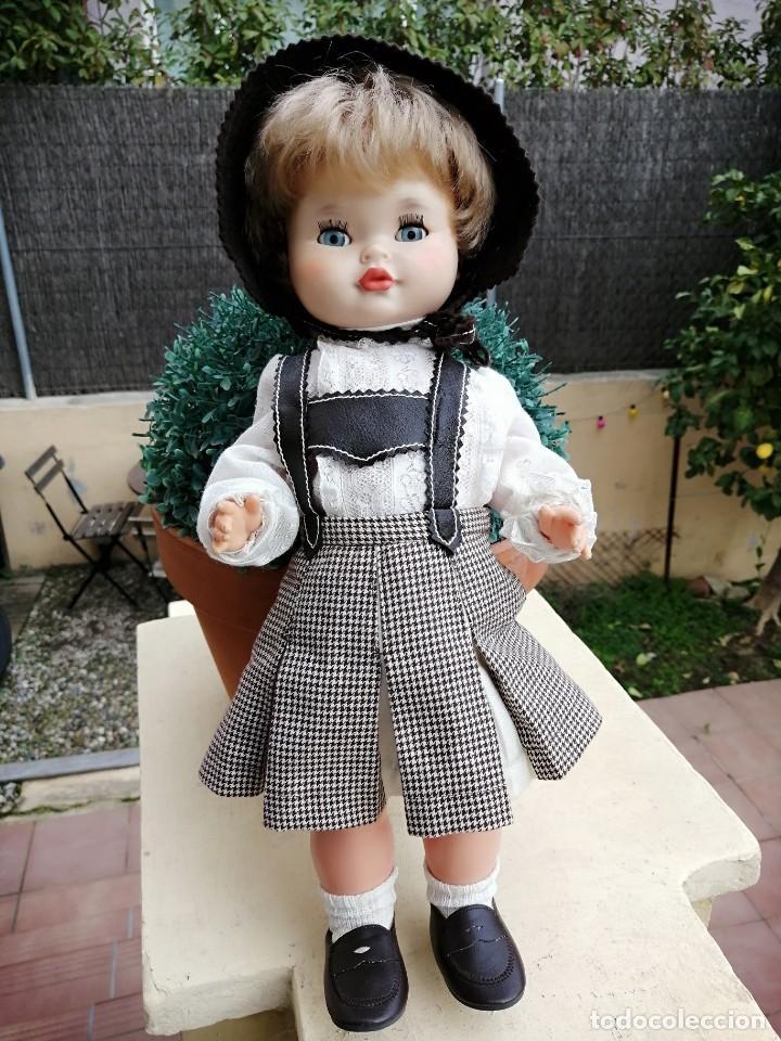 MUÑECA REGINA DE FLORIDO (Juguetes - Vestidos y Accesorios Muñeca Española Clásica (Hasta 1960) )
