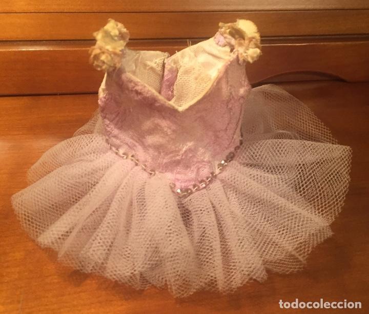 Vestidos Muñeca Española Clásica: Vestido Ballet original Linda Pirula , Àngela - Foto 3 - 194188703