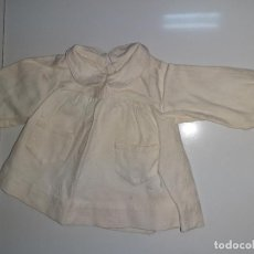 Vestidos Muñeca Española Clásica: BLUSITA BLANCO CON BORDADOS (1045). Lote 194689178
