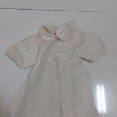Vestidos Muñeca Española Clásica: VESTIDO BLANCO (CA1067). Lote 195187100