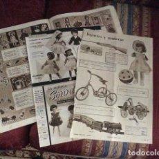 Vestidos Muñeca Española Clásica: PUBLICIDADES MUÑECAS. Lote 195449008