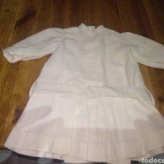 Vestidos Muñeca Española Clásica: ANTIGUO VESTIDO DE MUÑECA. Lote 200357886