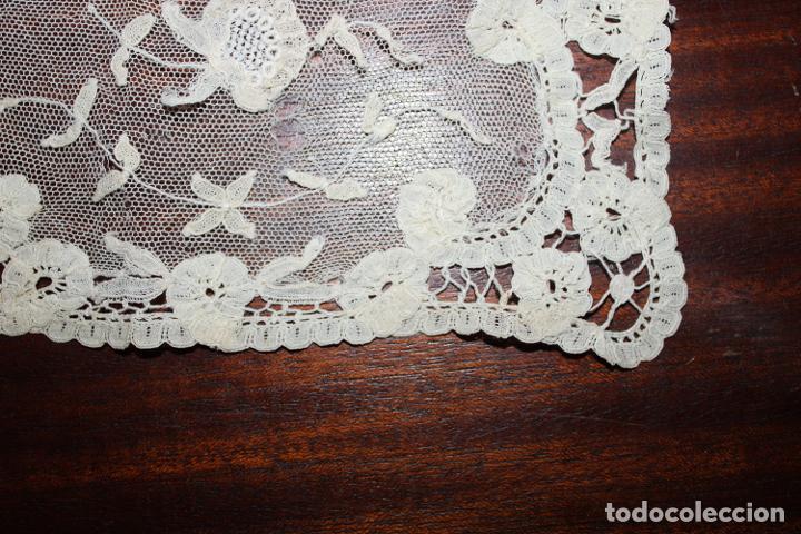 Vestidos Muñeca Española Clásica: Bufanda para muñeca de Encaje de BILROS - años 40/50 - Foto 6 - 202373918