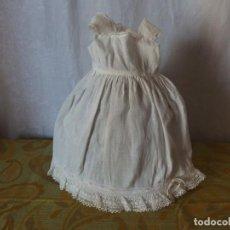 Vestidos Muñeca Española Clásica: ENAGUA Y BRAGUITA MARIQUITA PEREZ. Lote 204765496