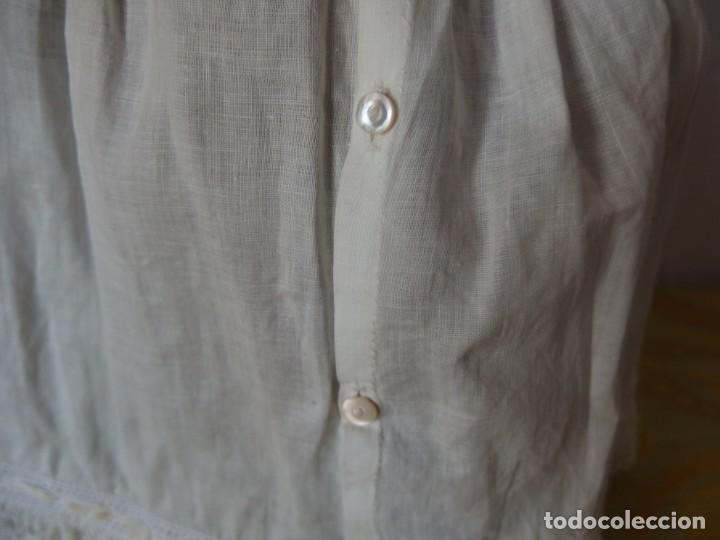 Vestidos Muñeca Española Clásica: ENAGUA Y BRAGUITA MARIQUITA PEREZ - Foto 3 - 204765496