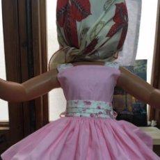 Vestidos Muñeca Española Clásica: VESTIDO PARA MUÑECA GUENDALINA. Lote 206249331