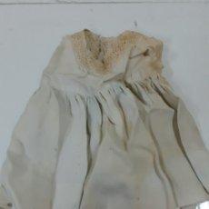 Vestidos Muñeca Española Clásica: VESTIDO BEIGE TAL VEZ CAYETANA(1622). Lote 206835577