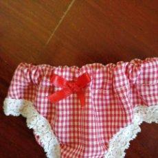 Vestidos Muñeca Española Clásica: BRAGUITA PARA MUÑECA DE 44 A 48 CM. Lote 212278263