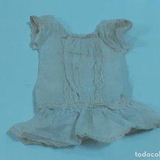 Vêtements Poupée Espagnole Classique: VESTIDO BEIGE (2373). Lote 213155785