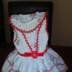 Vestidos Muñeca Española Clásica: VESTIDO DE MUÑECA CAYETANA ,(VER FOTOS Y LEER DESCRIPCIÓN). Lote 215803762